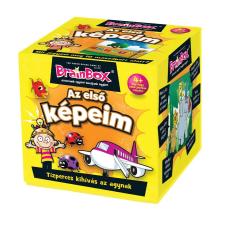 Brain Box Az első képeim társasjáték