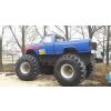 NagyNap.hu Monster Truck Ford F150 Bigfoot vezetés 4 kör