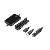Trust Trust 18065 Ultraslim Notebook Adapter Autóhoz 70W