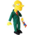 THE SIMPSONS Montgomery Burns plüss figura 30 cm