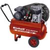 EINHELL TE-AC 300/50/10 kompresszor ajándék tömlőfúvatóval, 50 l, 10 bar, 2 kW