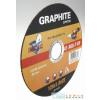 VÁGÓKORONG GRAPHITE 125X1,0 INOX57H733
