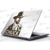KaticaMatrica.hu Laptop Matrica - Chuck Norris