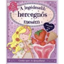 A A legédesebb hercegnős mesém gyermek- és ifjúsági könyv