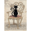 Heye puzzle 1000 db - Cats Chair