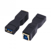 LogiLink LogiLink Adapter USB 3.0-A female to USB 3.0-B female