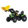 Rolly Toys Rolly FarmTrac Deutz-Fahr 5120 pedálos markolós traktor