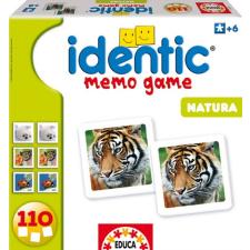 Educa Identic - A világ állatai párkereső memóriajáték memóriajáték