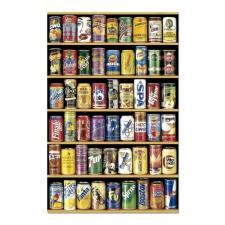 Educa Üdítős dobozok mini puzzle, 1000 darabos puzzle, kirakós
