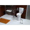 Sapho Senior WC mozgáskorlátozottaknak Cikkszám: BD301.410.00