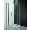 Roltechnik TD01+TDO1/1100 szögletes zuhanykabin