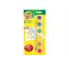 Crayola Color Wonder maszatmentes festék utántöltő kréta, festék és papír