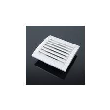 Ventilátor rács (ND 10) beépített rovarhálóval villanyszerelés