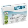 """Rapid Tűzőkapocs, 23/10, horganyzott, RAPID """"Standard"""""""