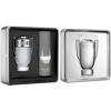 Paco Rabanne Invictus férfi parfüm Set (ajándék szett) (eau de toilette) edt 100ml + Dezodor (Deo spray) 150ml