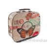 Bőrönd doboz Bicyles 34x32cm