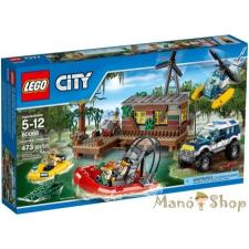 LEGO City Bűnözők Búvóhelye 60068 lego