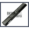 A32-X401 4400 mAh 6 cella fekete notebook/laptop akku/akkumulátor utángyártott