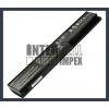 A42-X401 4400 mAh 6 cella fekete notebook/laptop akku/akkumulátor utángyártott