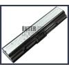 Toshiba PABAS174 4400 mAh 6 cella fekete notebook/laptop akku/akkumulátor utángyártott
