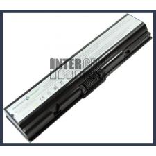 Toshiba Satellite A205-S7468 4400 mAh 6 cella fekete notebook/laptop akku/akkumulátor utángyártott toshiba notebook akkumulátor