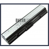 Toshiba Satellite A505-S6971 4400 mAh 6 cella fekete notebook/laptop akku/akkumulátor utángyártott