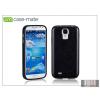 CASE-MATE Samsung i9500 Galaxy S4 hátlap - Case-Mate Premium Glam - black