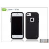 CASE-MATE Apple iPhone 5C hátlap - Case-Mate Tough - black