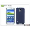 CASE-MATE Samsung SM-G900 Galaxy S5 hátlap - Case-Mate Tough - navy/blue