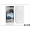 Haffner Sony Xperia T (LT30p) szilikon hátlap - S-Line - fehér