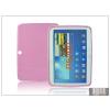 Haffner Samsung P5200 Galaxy Tab 3 10.1 szilikon hátlap - pink