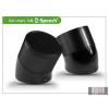 B-Speech BOW Bluetooth hordozható aktív hangszóró és kihangosító BT v3.0 - fekete