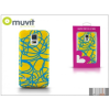 Muvit Samsung SM-G900 Galaxy S5 hátlap - Muvit Agatha Ruiz De La Prada
