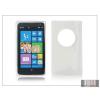 Haffner Nokia Lumia 1020 szilikon hátlap - S-Line - clear