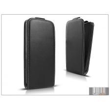 Haffner Slim Flexi Flip bőrtok - Alcatel One Touch Pop C5 (5036D) - fekete tok és táska