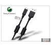 Sony Ericsson gyári micro USB adat- és töltőkábel - EC450 (csomagolás nélküli) mobiltelefon kellék