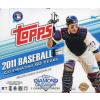 Toops 2011 Topps Series 2 Jumbo Baseball Hobby Doboz