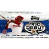 Toops 2013 Topps Pro Debut Baseball Hobby Doboz MLB
