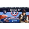 Toops 2011 Topps Opening Day Baseball Doboz MLB