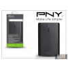 PNY Univerzális hordozható, asztali akkumulátor töltő - PNY T10400 Power Bank - 10.400 mAh - black