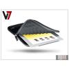 """Haffner Univerzális tablet táska 7,9"""" - V7 Ultra Protective Sleeve - fekete/szürke"""