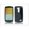 Haffner LG D290N L Fino szilikon hátlap - S-Line - fekete