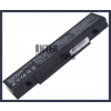 Samsung R65 WIP 5500 4400 mAh 6 cella fekete notebook/laptop akku/akkumulátor utángyártott