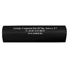 Competent Szemeteszsák 80x120 fekete, 30 mikron tisztító- és takarítószer, higiénia