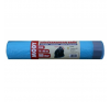 Competent Zárószalagos zsák 70x110 160 literes, kék, 19mikron tisztító- és takarítószer, higiénia