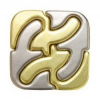 Eureka ! Cast Gold - Square Ördöglakat