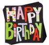 s APRÉS szalvéta Happy Birthday lakástextília
