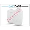 Eazy Case DECO SLIM univerzális bőrtok - Samsung i9000 Galaxy S/i9070 Galaxy S Advance/Huawei Ascend G300 - fehér - 10. méret