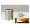 Brabantia Table Bin asztali szemetes fedél nélkül, matt steel szemetes