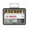Bosch Bosch 2607002580 Csavarozó bit készlet Robust Line M Max Grip, 12 + 1 részes, 25 mm, Ph, Pz, Torx®, LS